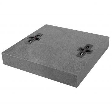 Granit Design-Platte 55kg