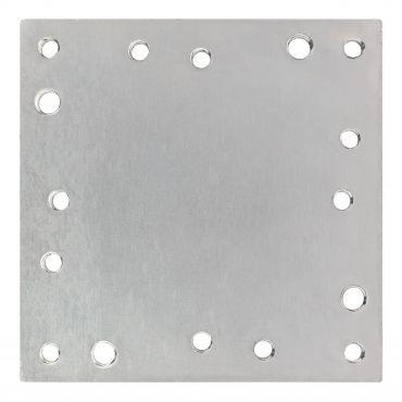 Bodenanker Universal für Protect/Roma/Sunline Pendelschirm, Lochabstand: 160/135/120/105mm