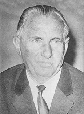 Firmengründer Ernst Doppler