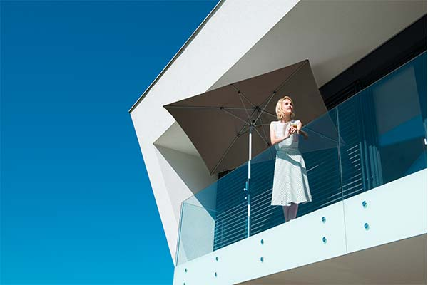 Knirps-Balkonschirme-Automatik