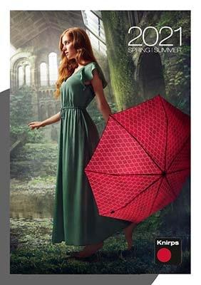 Knirps-Regenschirm-Katalog2021