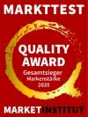 markttest award